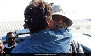 """Irrfan Khan's Son Babil Would Love To Work With Amitabh Bachchan One Day When He Is """"Able"""""""