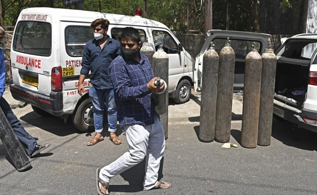 'Let's Try And Not Be A Cry Baby': Centre To Delhi On Oxygen Crisis