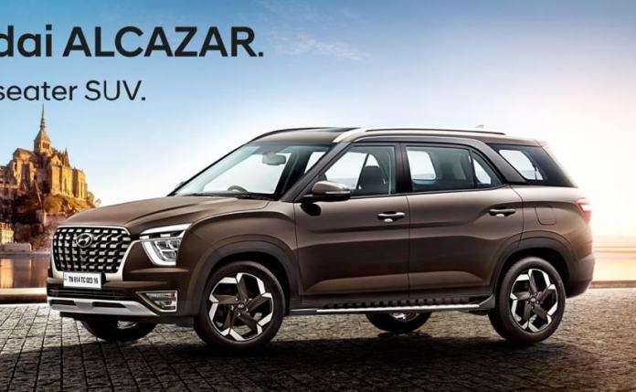 The Hyundai Alcazar will go on sale in India later this year
