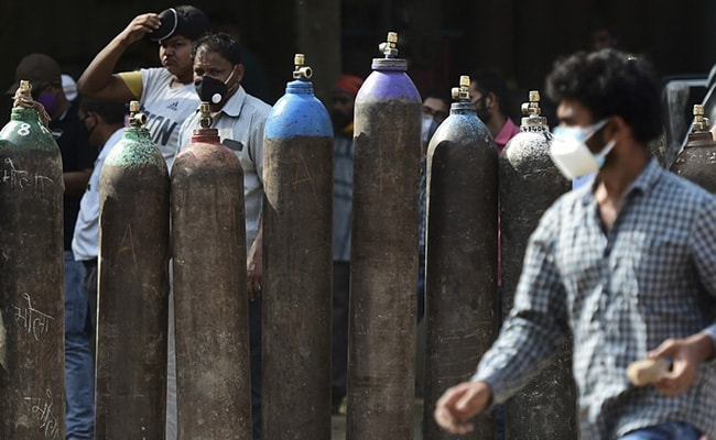 No Need To Panic, India Has 'Enough Oxygen Stock': Centre