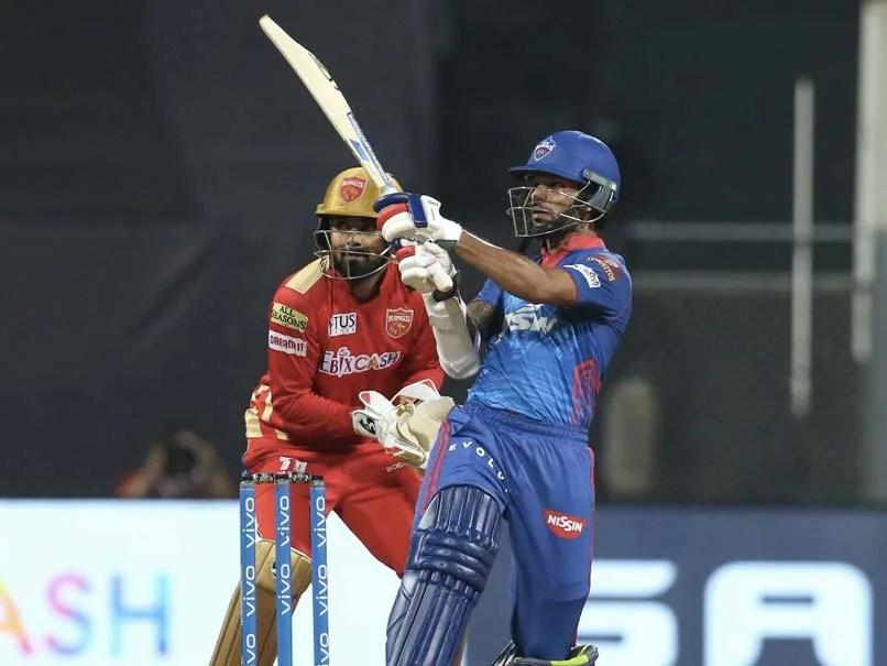 IPL 2021: Shikhar Dhawan 92 Powers DC To Comfortable Win In Big Chase vs Punjab Kings