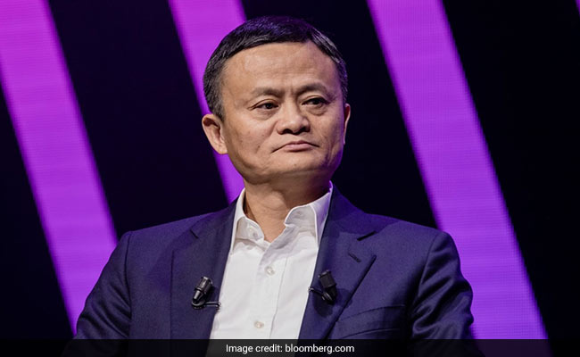 Jack Ma's Double-Whammy Shows Glory Days For China Tech Giants Are Over