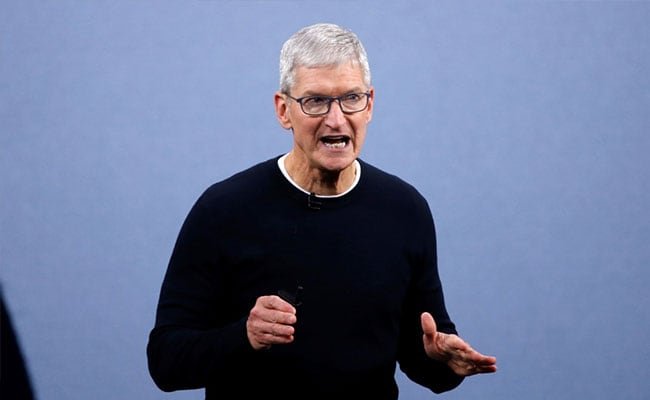Apple's CEO has described the self driving car project as a big AI challenge