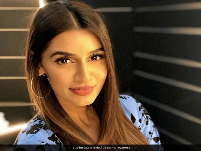 Jasprit Bumrah Reacts As Sanjana Ganesan Finds