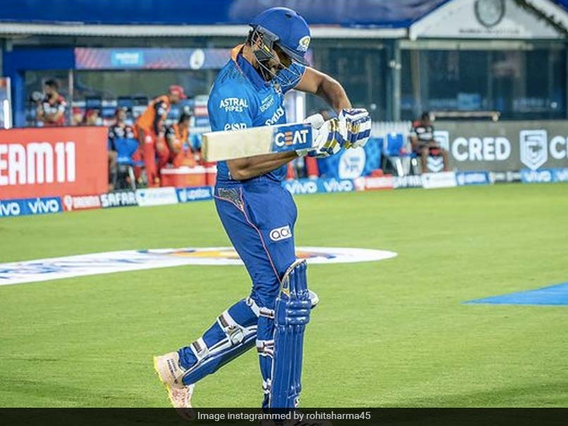 """Indian Premier League: Rohit Sharma Bats For Noble Cause With """"Save the Rhino"""" Message; Kevin Pietersen Applauds"""