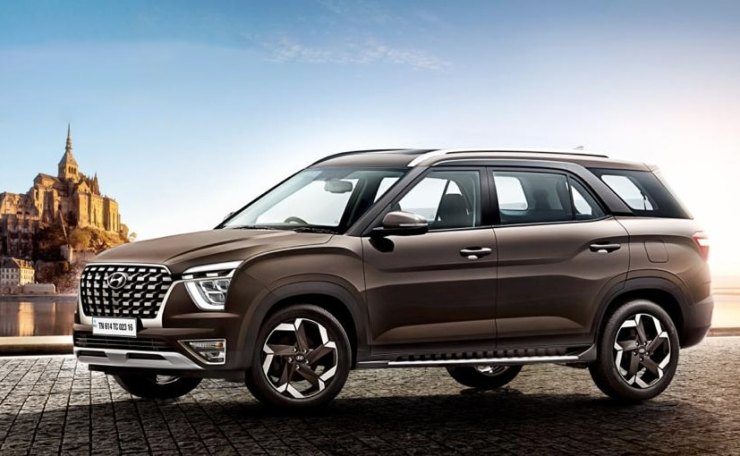 The launch plan of the Hyundai Alcazar has now been deferred to May.
