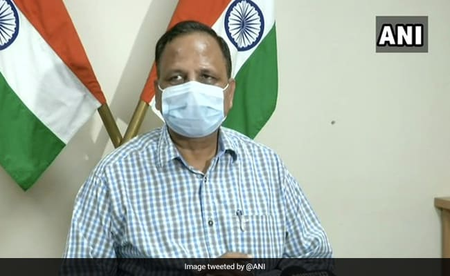 'Covid Situation Grim But People Should Not Panic': Delhi Health Minister