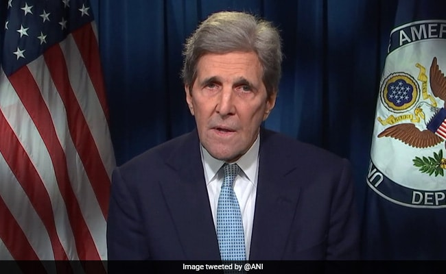 'India Is A Major Player On Global Stage': US Special Envoy John Kerry