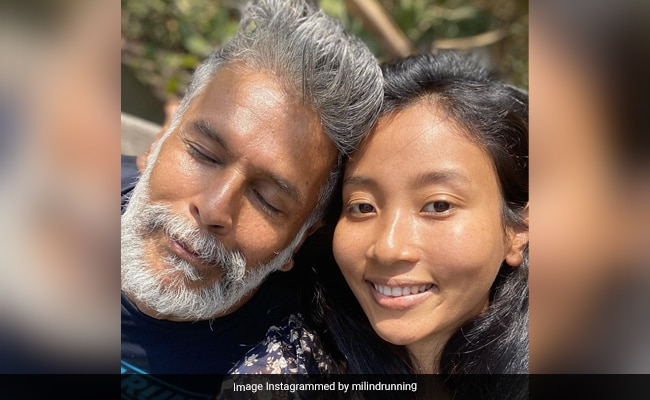 Milind Soman Is COVID-Free. Reunited With Ankita Konwar, He's 'Going For A Tiny Run'