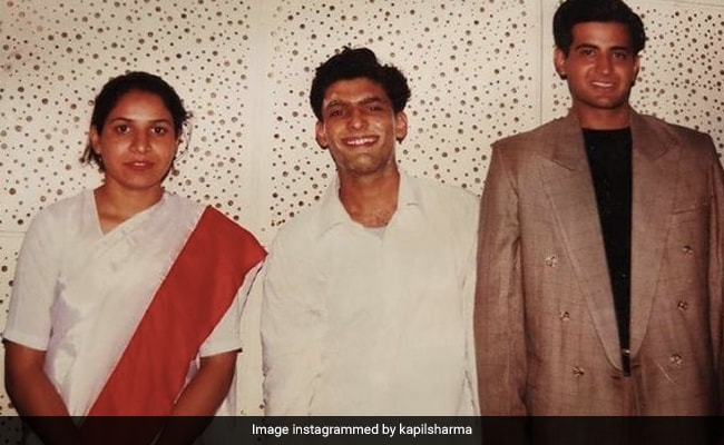 'Pockets Were Empty But Smile Was There': Identify The Comedian In This 23-Year-Old Pic