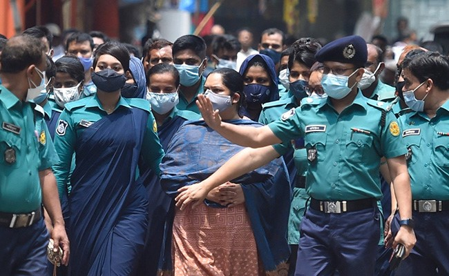 Bangladesh Journalist, Critical Of Response To Pandemic, Released On Bail