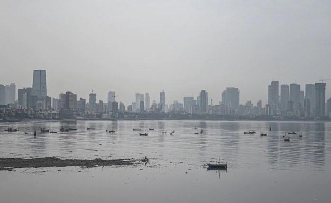 Mumbai Swept By 'Highest Ever' Wind Speeds, PM Calls Uddhav Thackeray