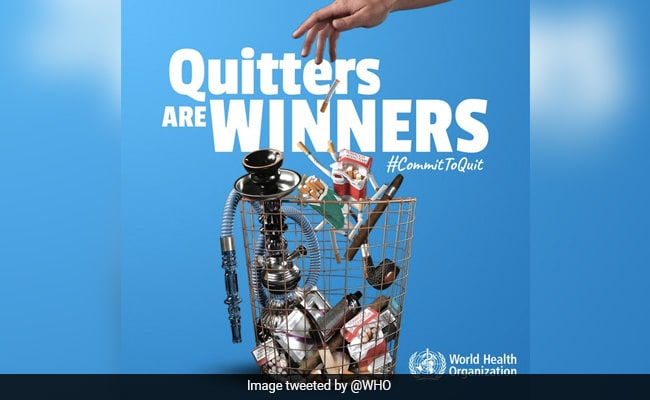 World No Tobacco Day 2021: Here's Why Quitters Are Winners