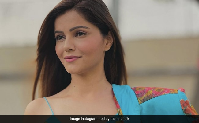 Rubina Dilaik Tests Positive For COVID-19: 'Will Be Eligible For Donating Plasma After A Month'