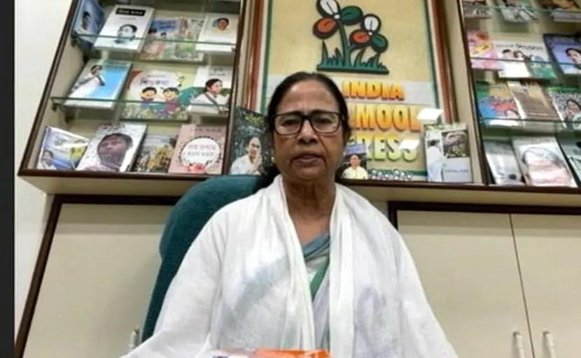 चक्रवात पर पीएम के साथ समीक्षा बैठक करेंगी : ममता बनर्जी