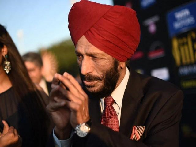 खेल मंत्री किरेन रिजिजू ने मिल्खा सिंह के निधन पर शोक व्यक्त किया