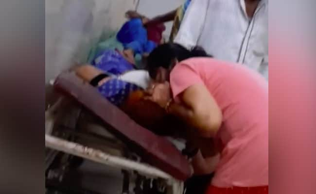 Sisters Give Mouth-To-Mouth Resuscitation In Bid To Save Mother In UP