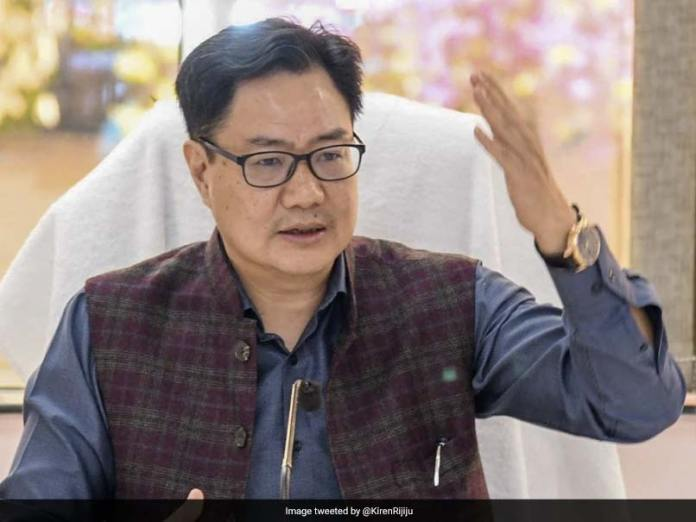 Olympics: Decided To Base Indias Tokyo-Bound Shooting Squad In Croatia For Training In Safe Environment, Says Kiren Rijiju