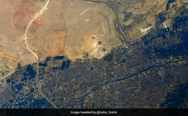 Can You Identify The World Heritage Site In This Pic From Space?