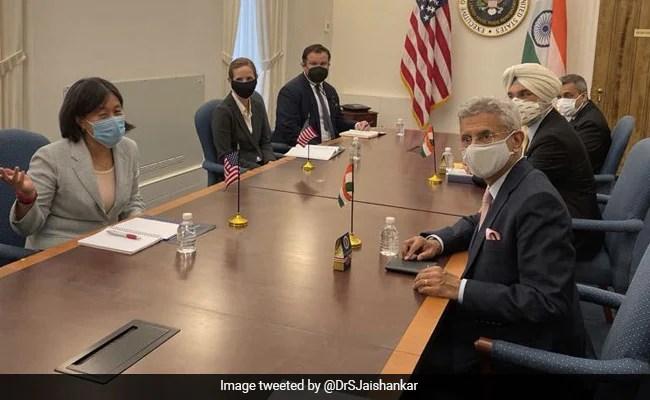 एस जयशंकर ने शीर्ष बिडेन अधिकारियों के साथ इंडो-पैसिफिक, अफगानिस्तान पर चर्चा की