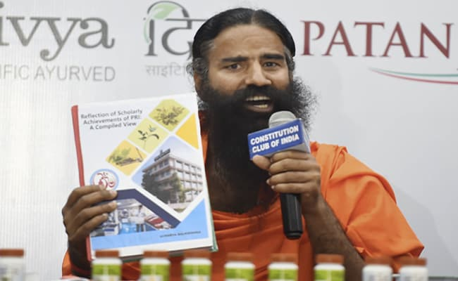 Withdraw 'Objectionable Remarks' On Doctors: Health Minister To Ramdev