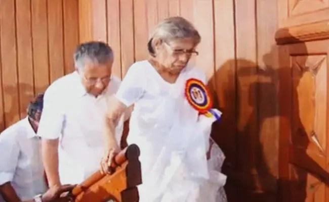 Veteran Leader KR Gouri Amma Dies: 'She Laid Foundation Of Modern Kerala'
