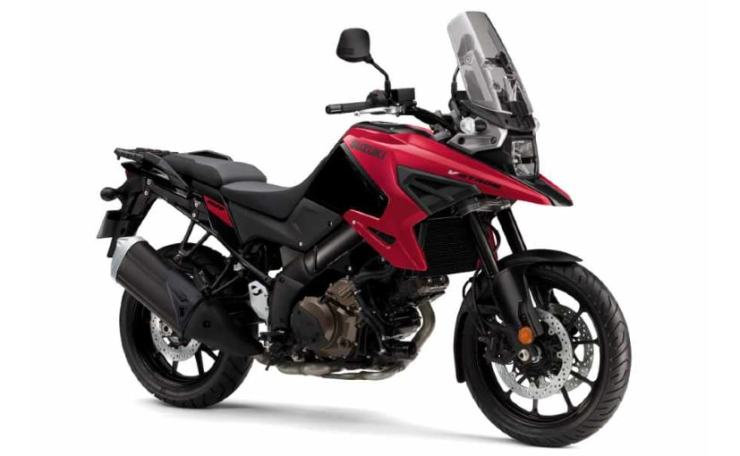 The new Suzuki V-Strom 1050 is not offered on sale in India yet