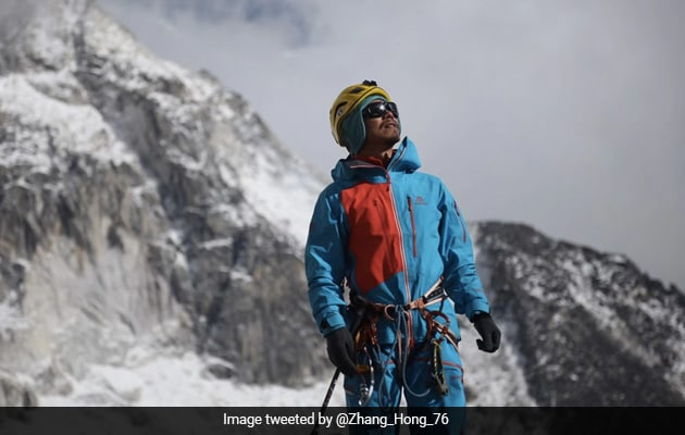 माउंट एवरेस्ट फतह करने वाला पहला नेत्रहीन एशियाई पर्वतारोही बना चीनी पर्वतारोही