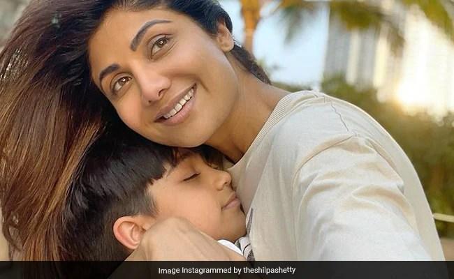 शिल्पा शेट्टी और परिवार एक नए सदस्य का स्वागत करते हैं।  क्योंकि, वियान का बर्थडे