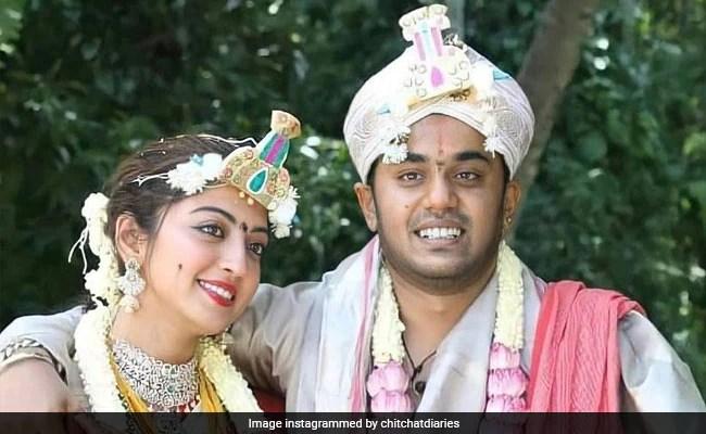 Pranitha Subhash Marries Nitin Raju. See Viral Wedding Pics