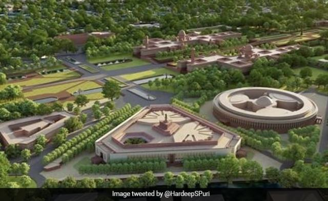 Rs 238 Crore Spent So Far For Construction Of New Parliament Building: Government
