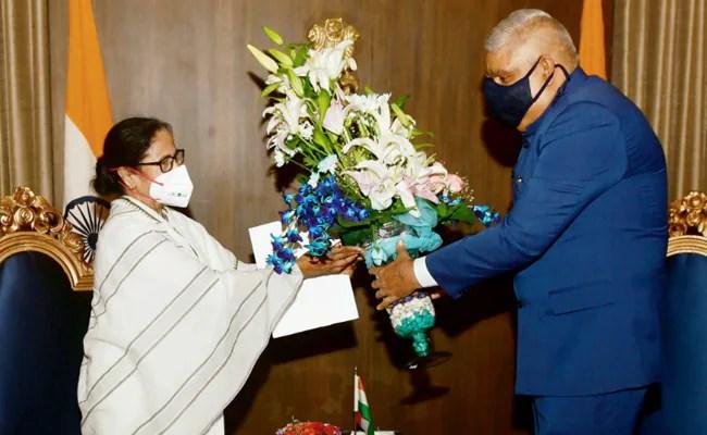 Bengal Governor Writes To Mamata Banerjee, Criticises Her 'Silence' On Post-poll Violence