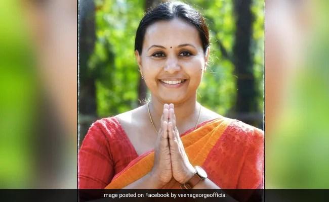 वीना जॉर्ज, केरल की पहली महिला पत्रकार-राजनीतिज्ञ, अब मंत्री