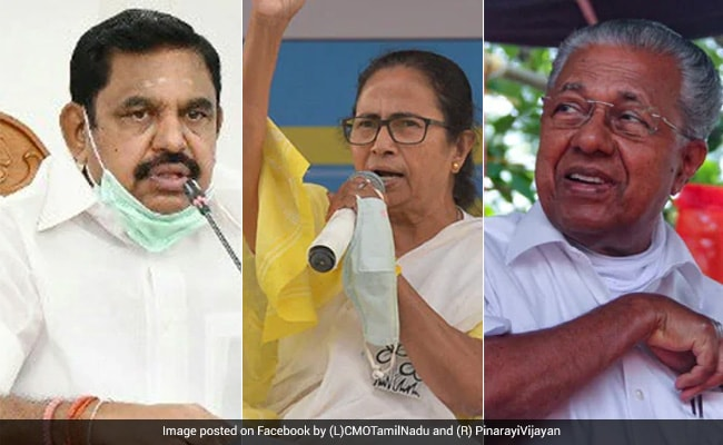 Election Results 2021 Live Updates: Who Will Win In 5 States? Stage Set For Counting Of Votes Today