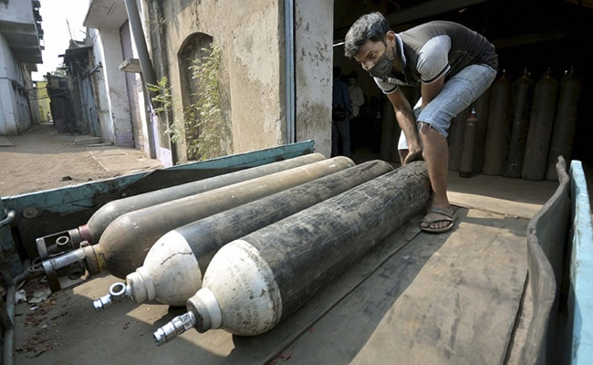 Oxygen Cylinders Sold At Rs 30,000 Each, Seized In Madhya Pradesh: Police