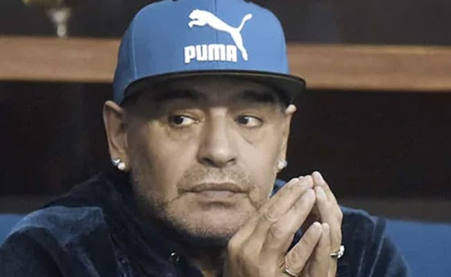 Diego Maradona's Medical Team To Be Probed For Manslaughter: Report