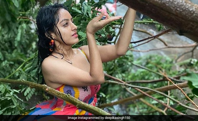 Trolled For Her Photoshoot During Cyclone Tauktae, Actress Deepika Singh Has This To Say