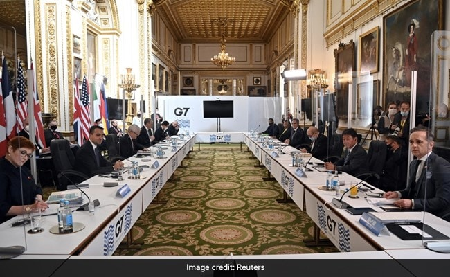 Covid Scare At G7 Meeting After Indian Delegates Test Positive