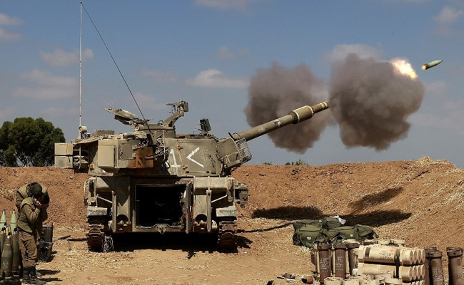 Israeli Army Says Fires Artillery At Lebanon After Rocket Fire