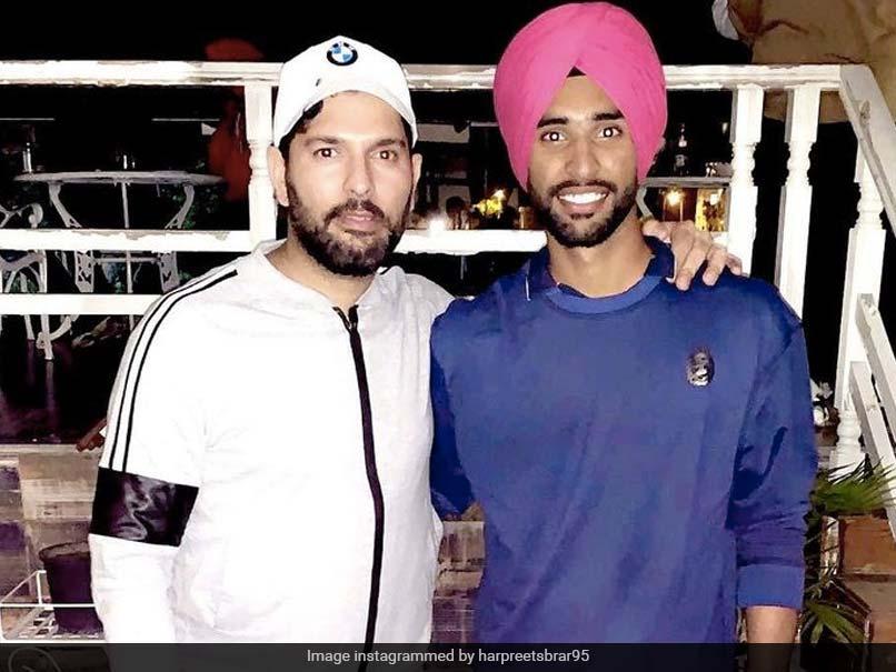 IPL 2021: Yuvraj Singh Hails Harpreet Brar For His Heroics vs RCB, Applauds PCA President, Harbhajan Singh For Backing Match Winners