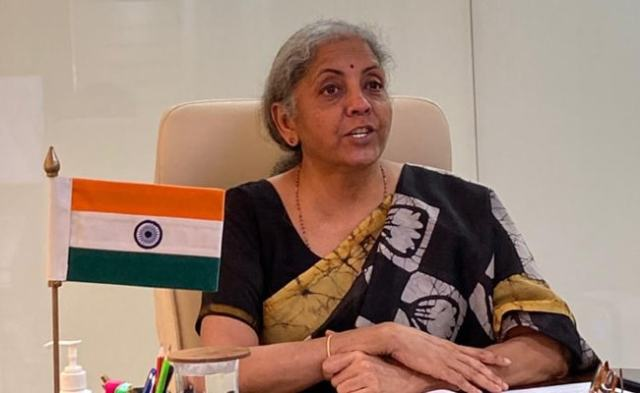 Covid In India: Nirmala Sitharaman Asks Insurance Companies to Settle Claims Faster