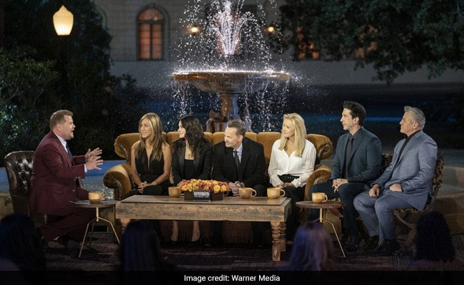 F.R.I.E.N.D.S - The Reunion Review: The Actors Made The Sitcom Work. They Don't Go Wrong Here Either
