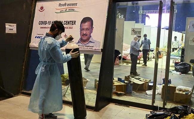 Centre Has To Supply 700 Tonnes Oxygen To Delhi Everyday: Supreme Court