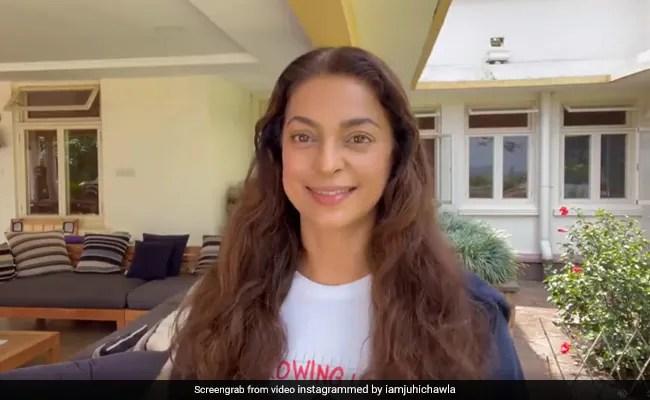 'Very Important Message Lost In Noise': Juhi Chawla's Video On 5G Plea