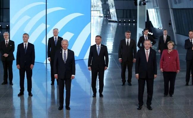 NATO Adopts Tough Line On China At Joe Biden's Debut Summit With Alliance