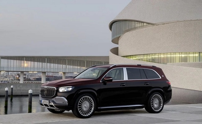 The Maybach GLS 600 is priced in India at Rs. 2.43 crore (ex-showroom, India)