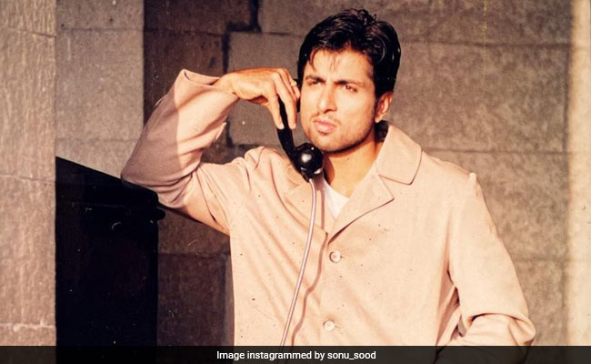 Sonu Sood Thrills The Internet With Pics From His Modelling Days
