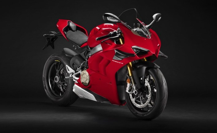 The Ducati Panigale V4 may be the first production sportbike to feature this MotoGP derived tech