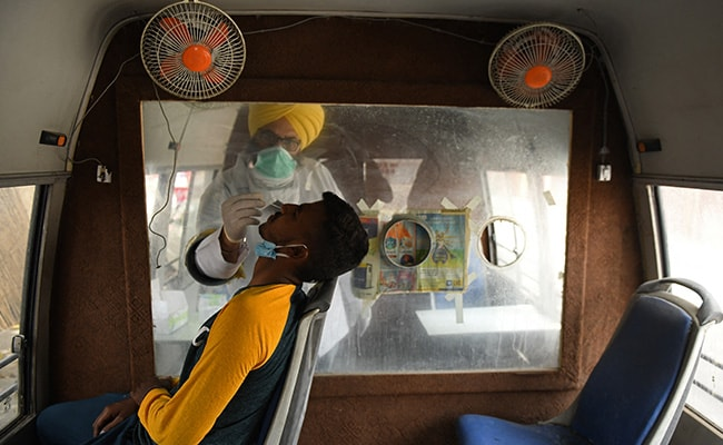 Coronavirus: 38,079 Fresh COVID-19 Cases In India, Marginally Lower Than Yesterday
