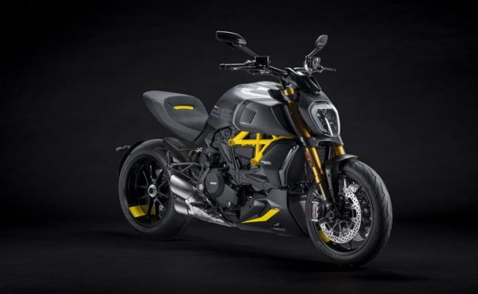 Ducati Diavel 1260 S Black and Steel limited edition unveiled